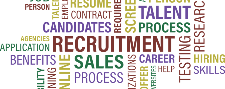 Stages of Recruitment – Unit 6 Assignment 2