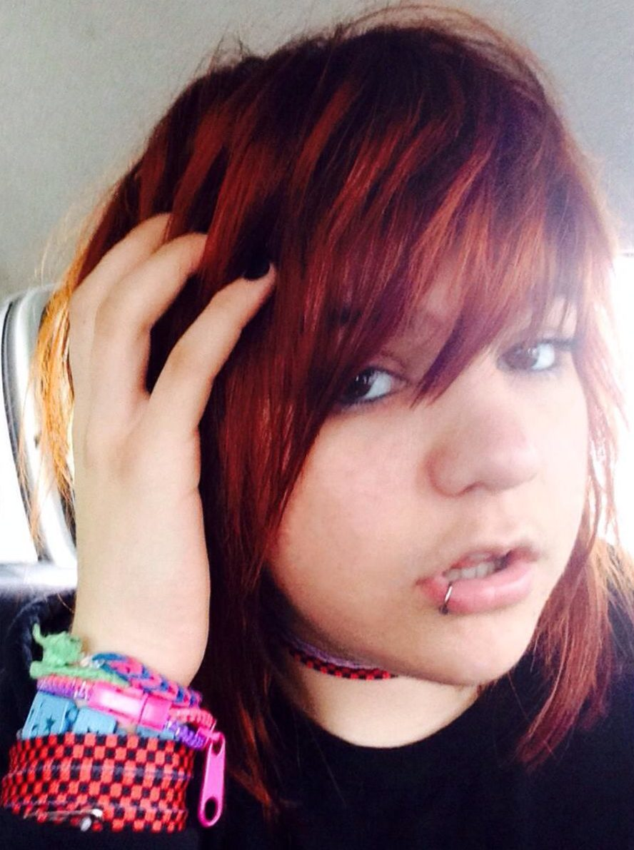2014 (April) – Red – Age 16